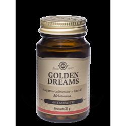 SOLGAR GOLDEN DREAMS 60 tavolette