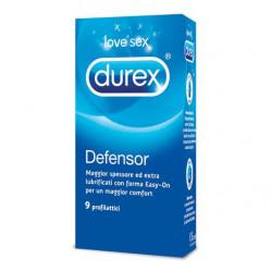 DUREX Defensor confezione da 9 pezzi