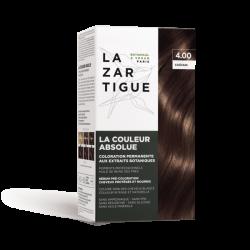 LAZARTIGUE LA COULEUR ABSOLUE 4.00 CHATAIN CHOCOLAT