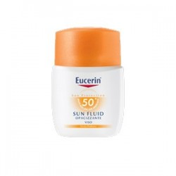 Eucerin Sensitive Protect Sun Fluid SPF50+