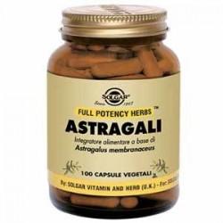 ASTRAGALI 100 capsule vegetali