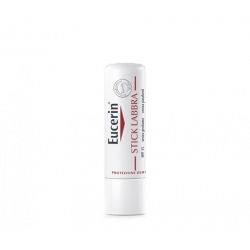 Eucerin Stick Labbra Protezione Attiva CONFEZIONE BIPACCO