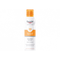 Eucerin Sensitive Protect Sun Spray Transparent Dry Touch SPF 30
