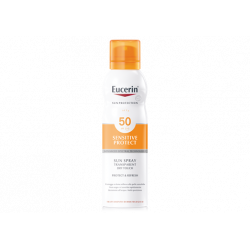 Eucerin Sensitive Protect Sun Spray Transparent Dry Touch SPF 50