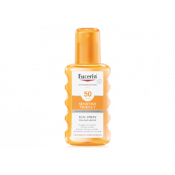 Eucerin Sensitive Protect Sun Spray Transparent SPF 50